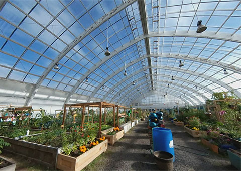 Arctic Community Greenhouse Coordinator Internship Program