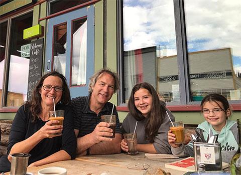 Alchemy Café Concocts 100%-Local Smoothies