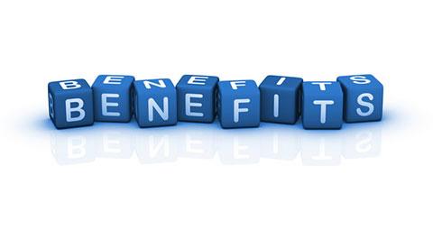 Gerard's Blog: Seeing Double Benefits