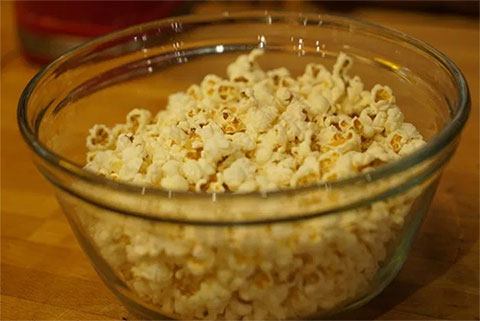 Suzanne's Blog: Northern Popcorn?