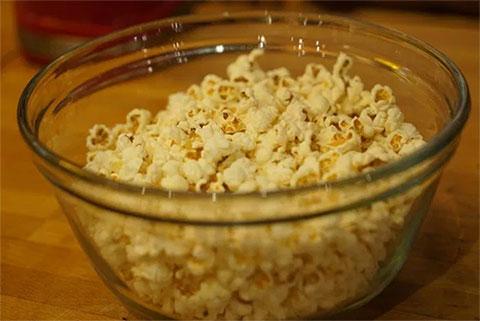 Suzanne's Blog: Northern Popcorn?