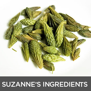 Suzanne's Ingredients